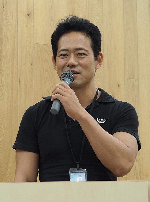 ヤフージャパンの日野隆史氏