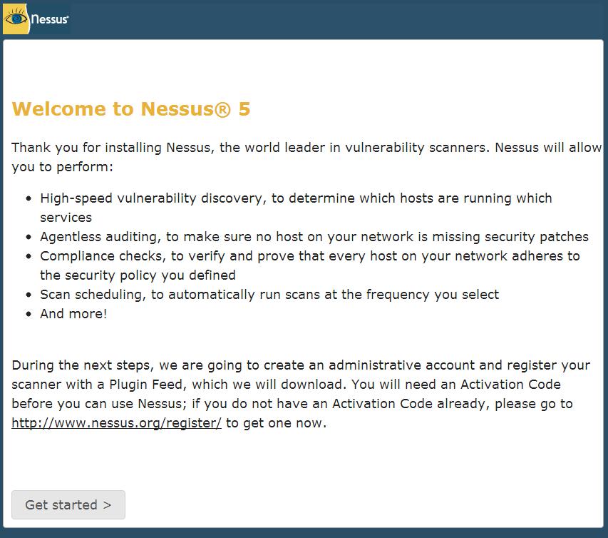 Windowsでも使える脆弱性スキャナ「Nessus」を使う   さくらの
