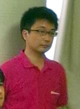 横田さん@凹み中