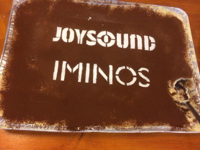 IMINOSケーキ