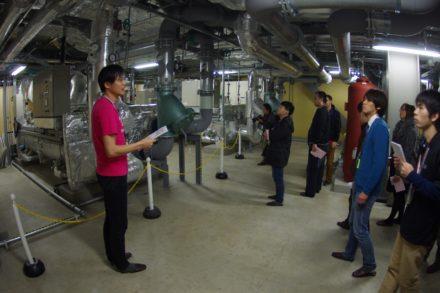 さくらインターネット石狩DC 熱源管理室