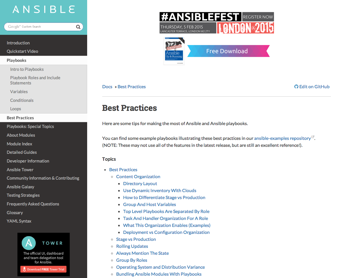 ansible_best_practices