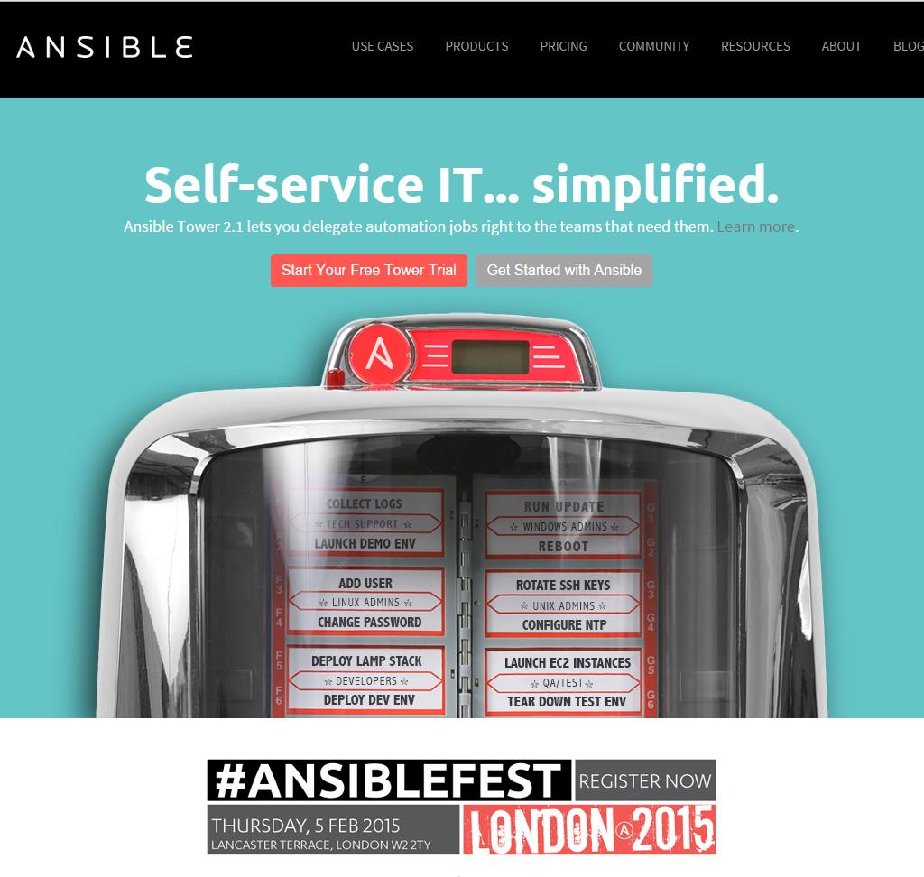 ansible_web