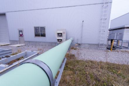 石狩DC 超電導実験施設