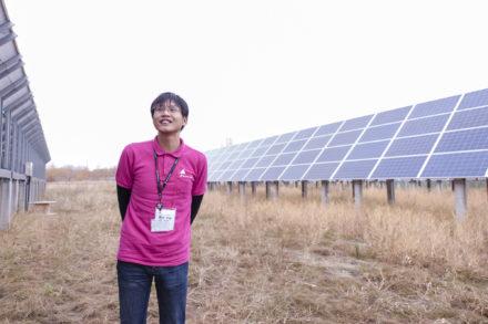 石狩DC 太陽光発電