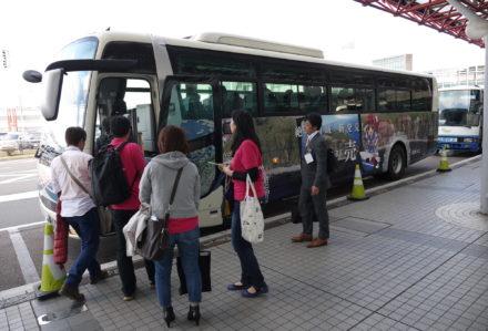 石狩DCツアー 沿岸バス萌っ子バス