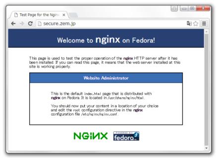 nginx-default