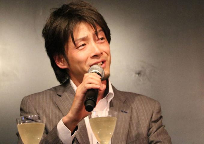 株式会社Falco 代表取締役 植村福太郎氏
