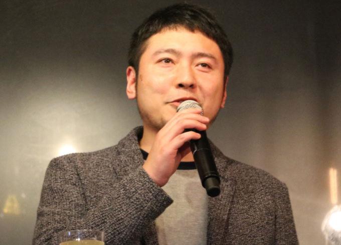 グルー株式会社 代表取締役 迫田孝太氏