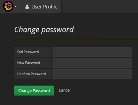 図5 パスワード設定画面。現在のパスワードと新たなパスワードを入力する